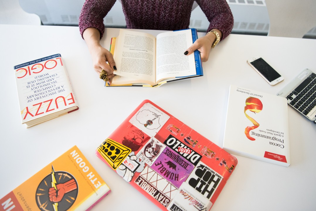 5 not-your-average sales books